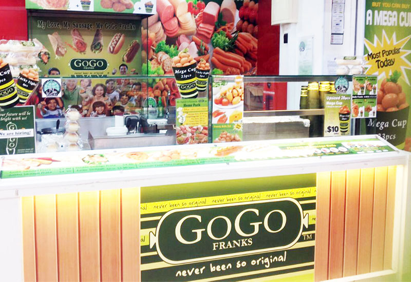 GoGo Franks Downtown East 7-11