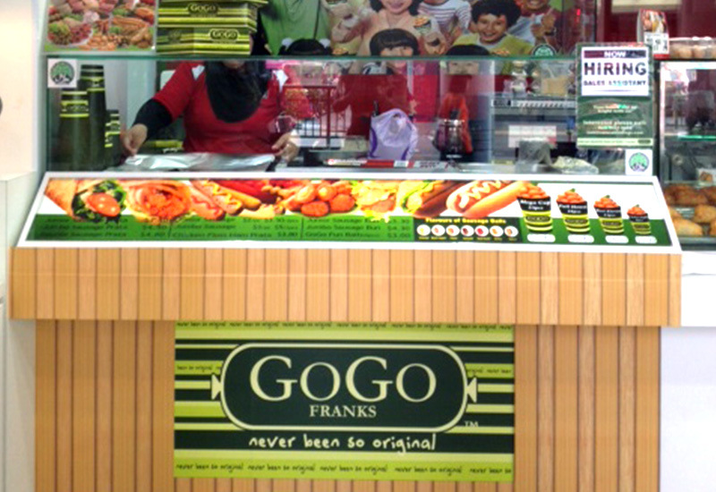 GoGo Franks The Cheers Store Tampines MRT