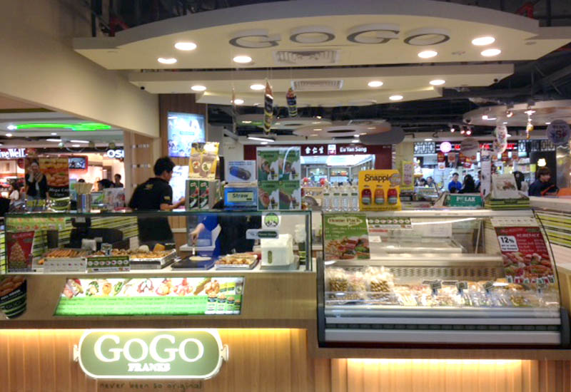 GoGo Franks Causeway Point