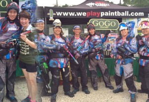 Paintball Competition